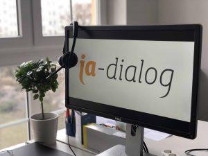 Mit uns am richtigen Platz - Erfolg mit ja-dialog